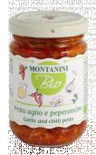pesto aglio e peperoncino bio