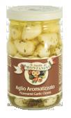 aglio a spicchi aromatizzato