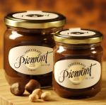 crema di cioccolato gianduja con nocciola Piemonte I.G.P.