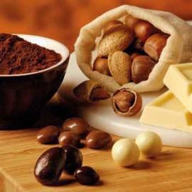 praline al cioccolato assortite