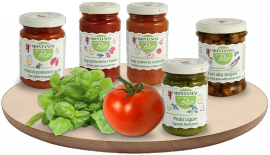 selezione prodotti biologici